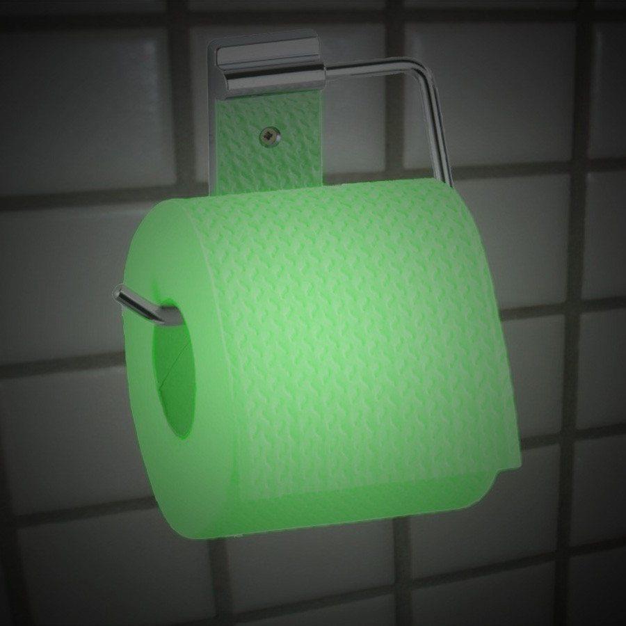 Papel de WC - ¡Brilla en la oscuridad!