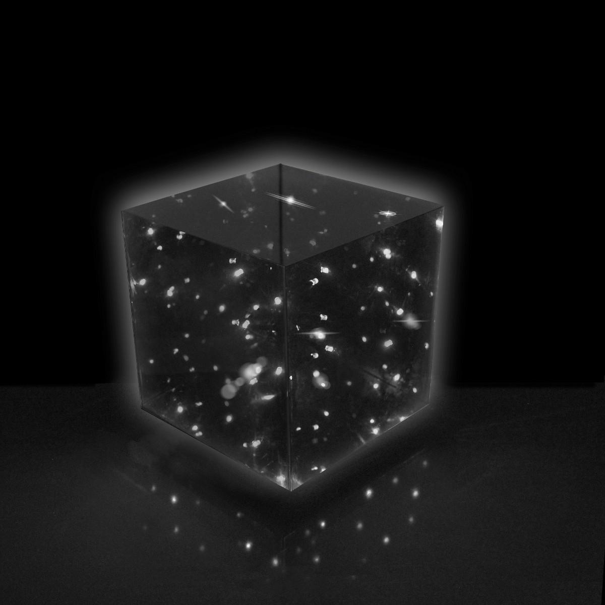 Cubo infinito – La infinidad compacta