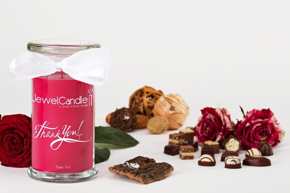 JewelCandle - La vela con unos pendientes escondidos