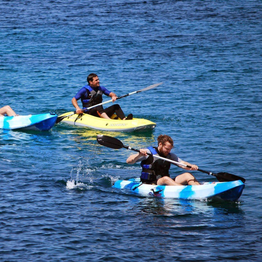 Kayak mas puesta de Sol - Ibiza