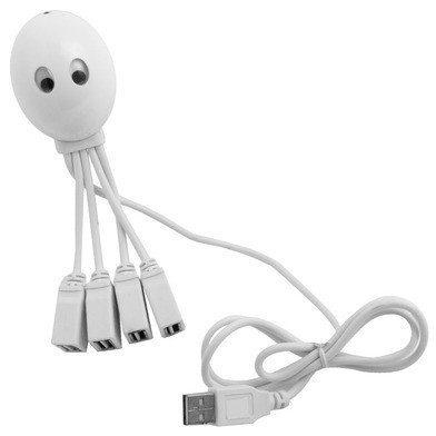Ladrón USB Octopus - Conecta fácilmente todos tus gadgets