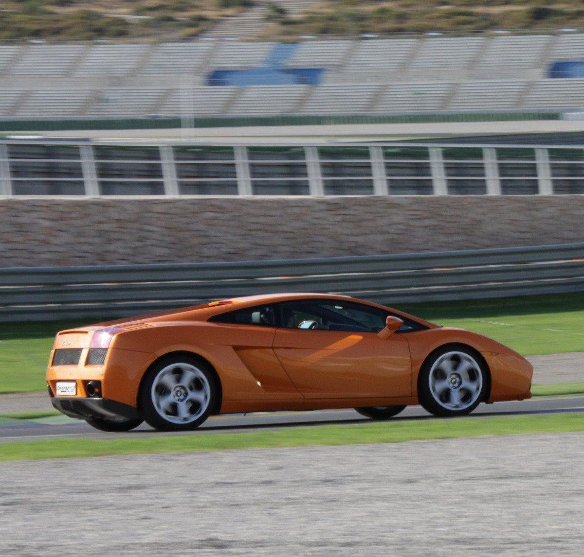 Lamborghini en Monteblanco - Huelva