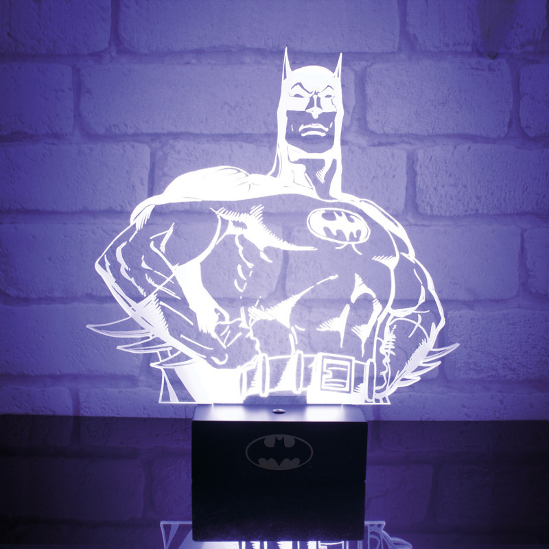 Fantástica lámpara de Batman - El más chulo de Gotham