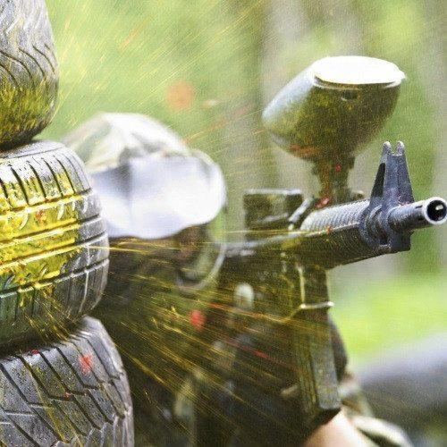 Laser Combat - Huesca