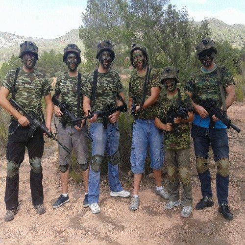 Laser Combat - Valencia