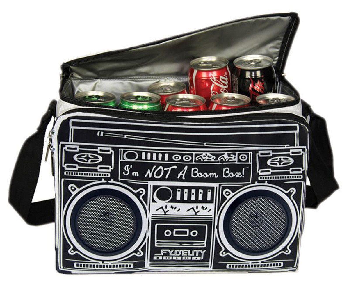 Le Boom Box - Mochila nevera con altavoces estéreo
