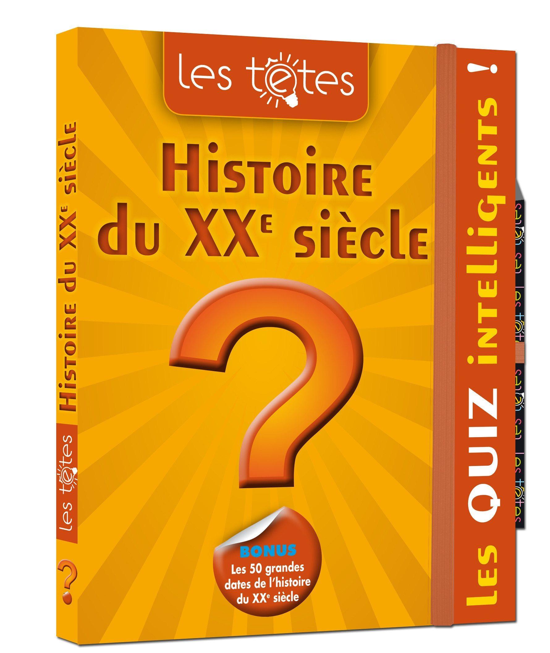 Les Têtes - Histoire du XXème siècle (