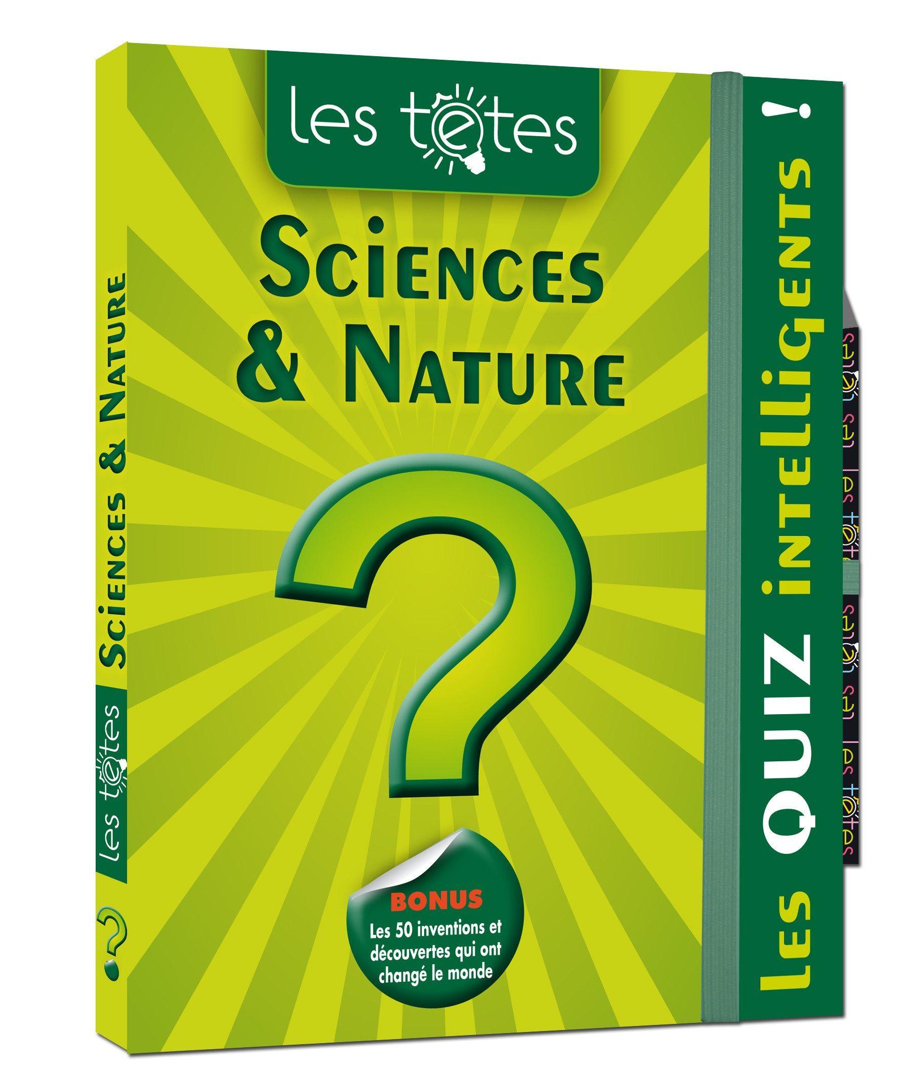 Les Têtes - Sciences et nature