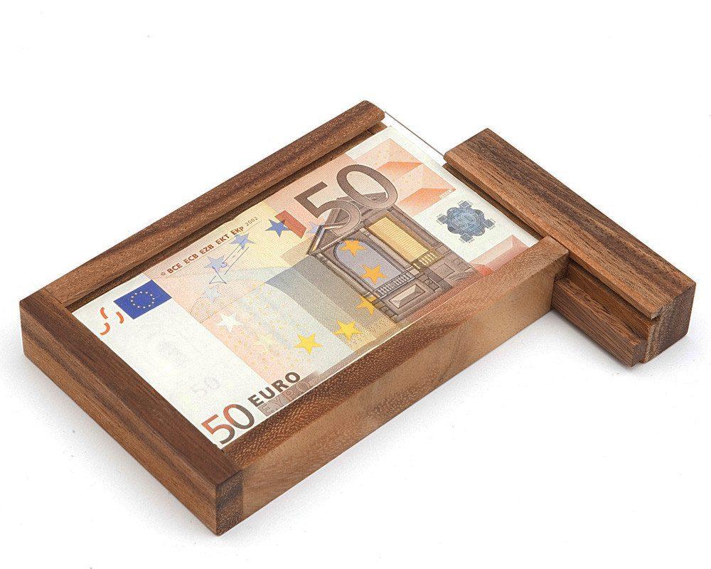 """Caja mágica """"regala dinero"""" - Mucho más original que un sobre"""