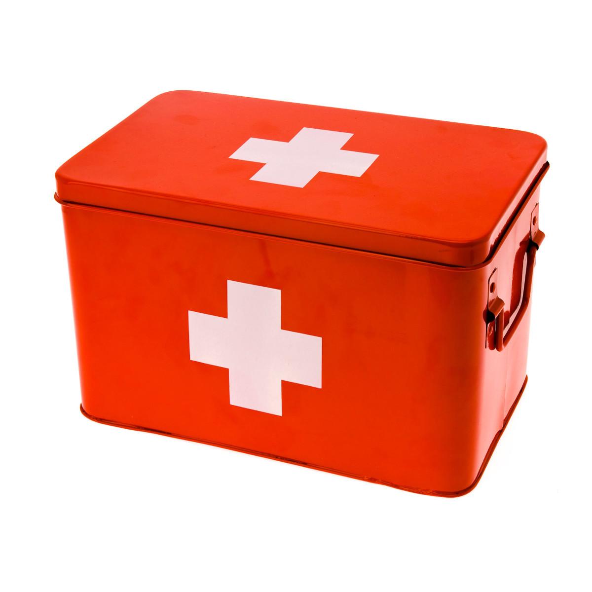 caja de auxilios