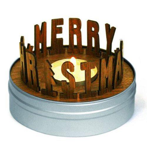 Velita para la Navidad – Merry Christmas