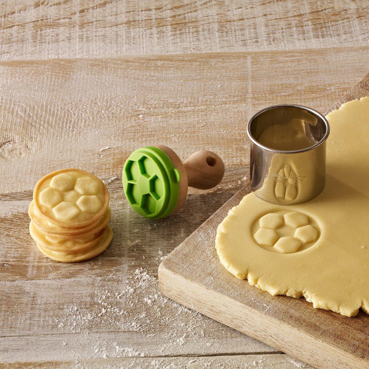 Sello para mini-galletas de Fútbol