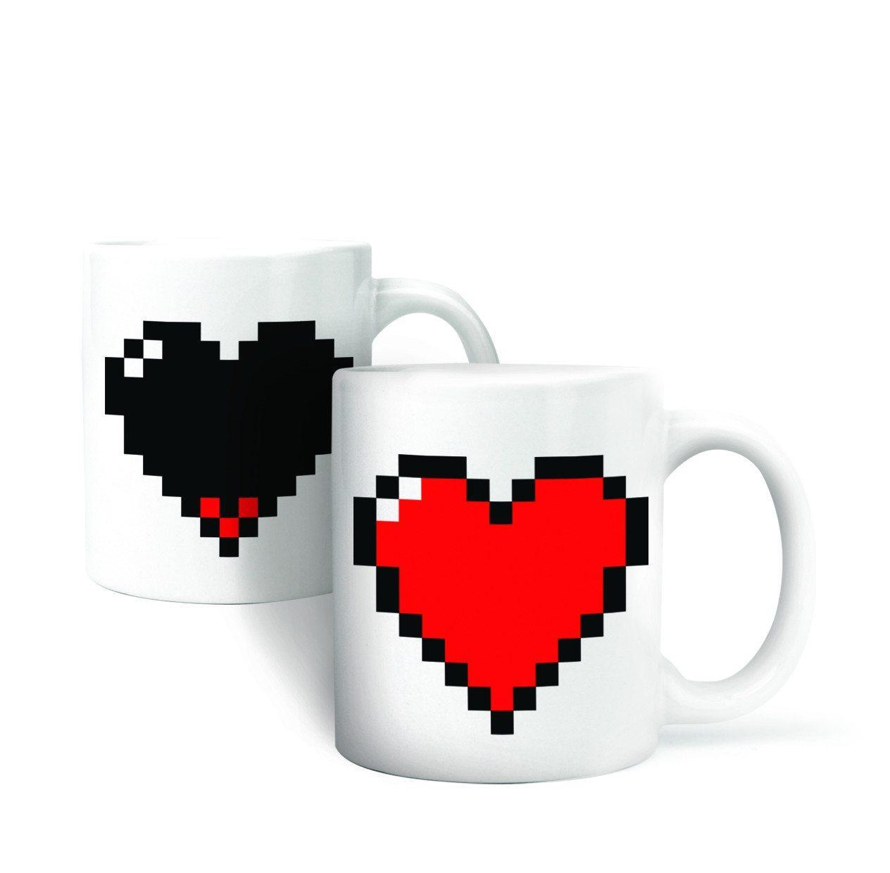 Morph Mug - Tasse mit Herz!