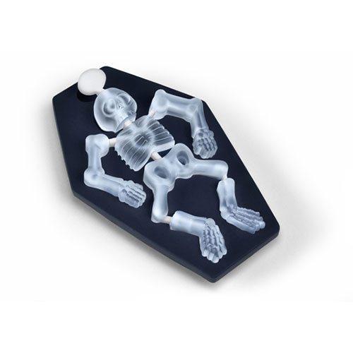 Cubitera de Mr. Bones – unos hielos de miedo