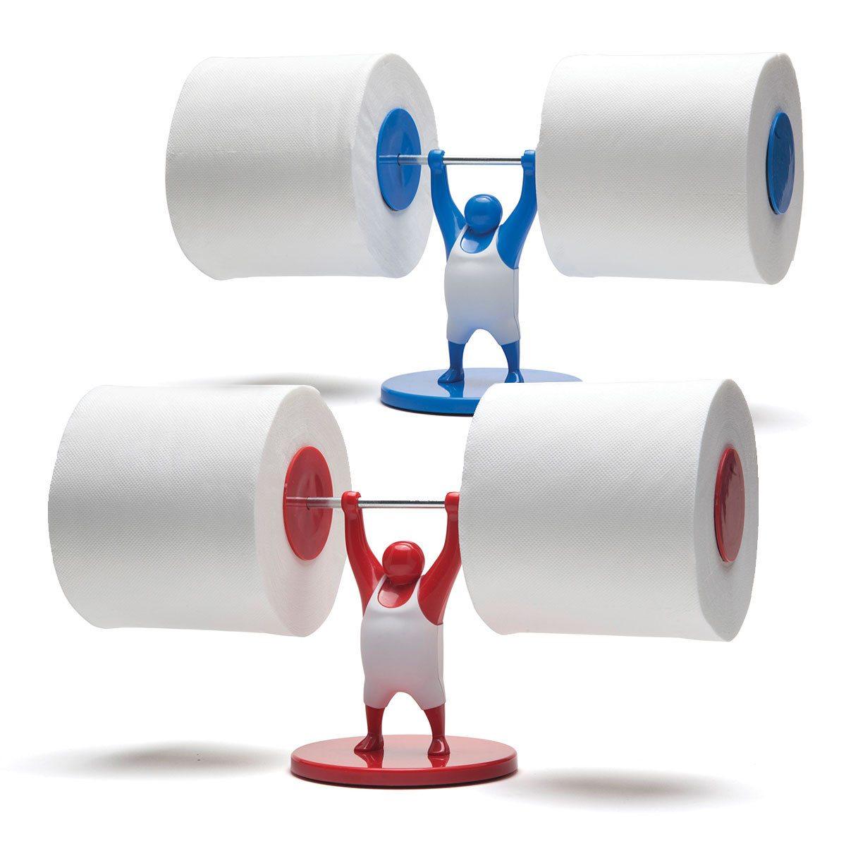 Portarrollos de papel higiénico – Sr. T