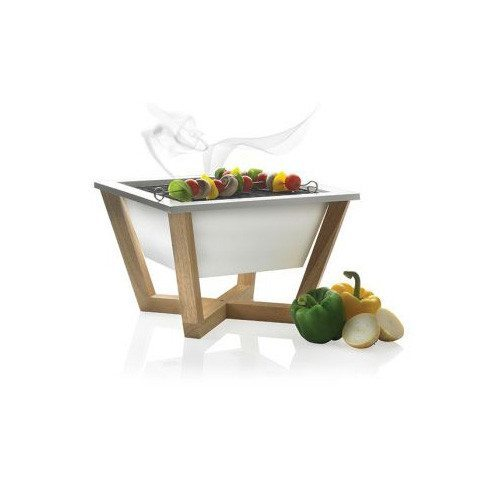 """Barbacoa """"Nido"""" - Diseño y calidad para disfrutar al aire libre"""
