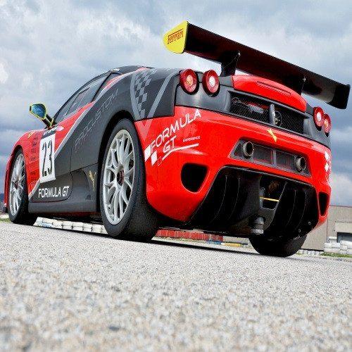 Noche de Hotel y Conducción por carretera de Ferrari o Lamborghini - Burgos