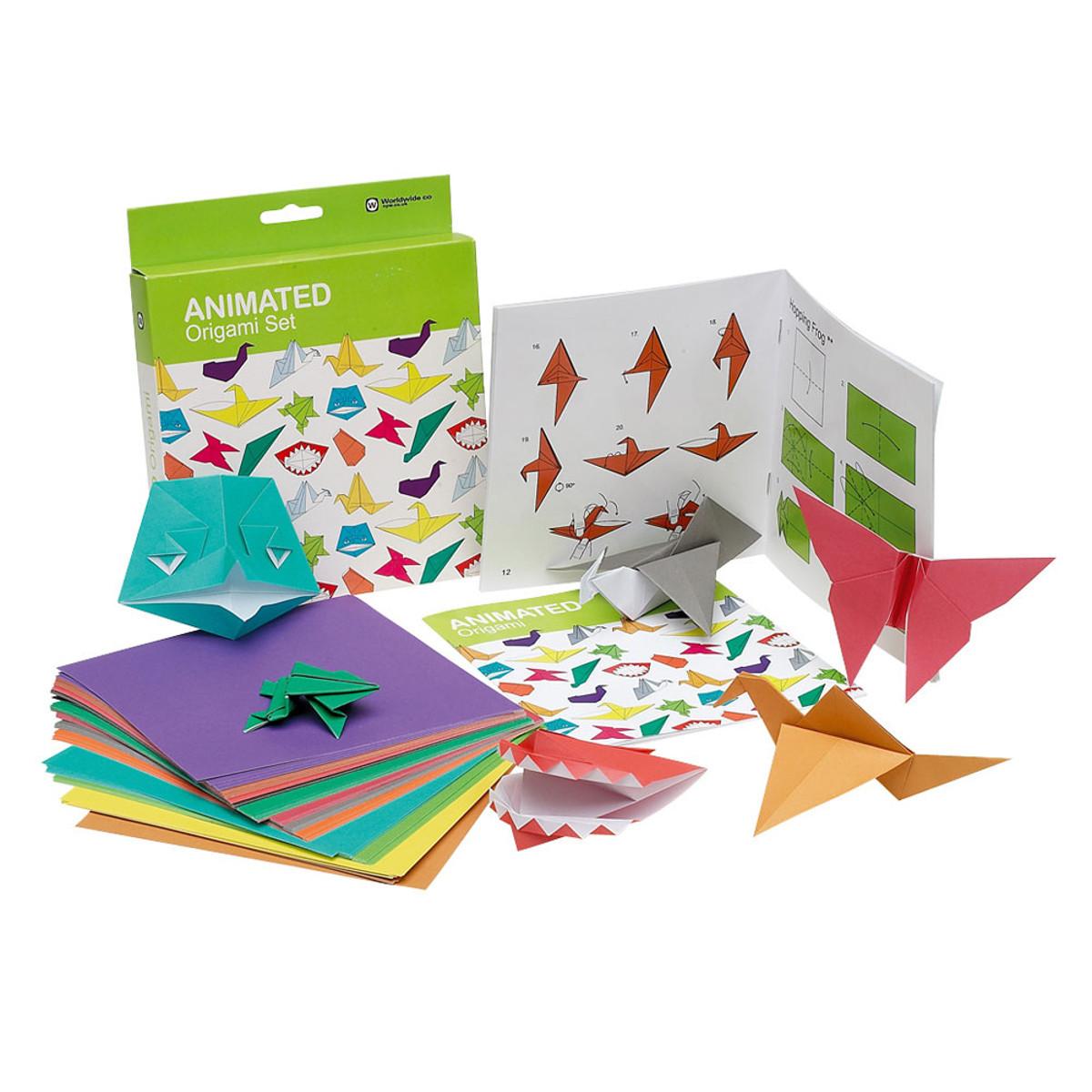Set Origami