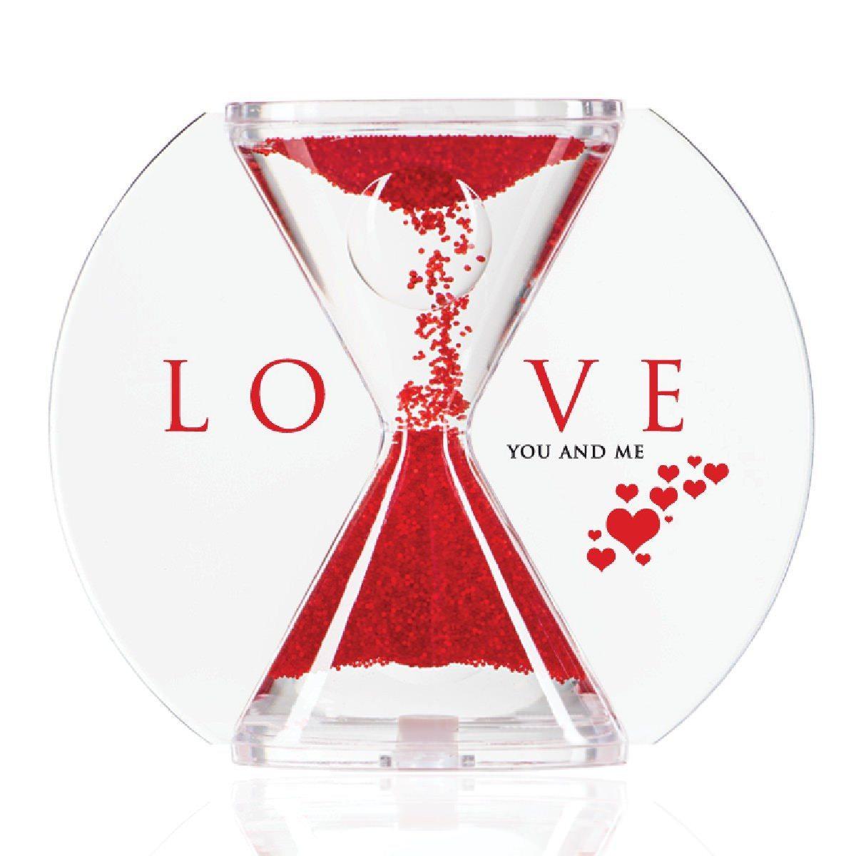 """Reloj de arena paradójico """"Love"""""""