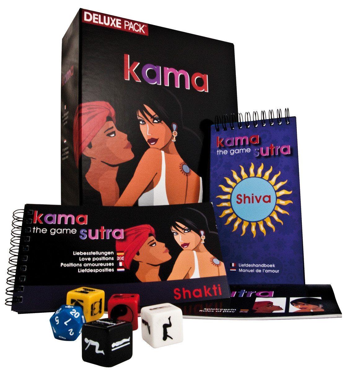 Juegos de rol de pareja Kamasutra - Un regalo placentero