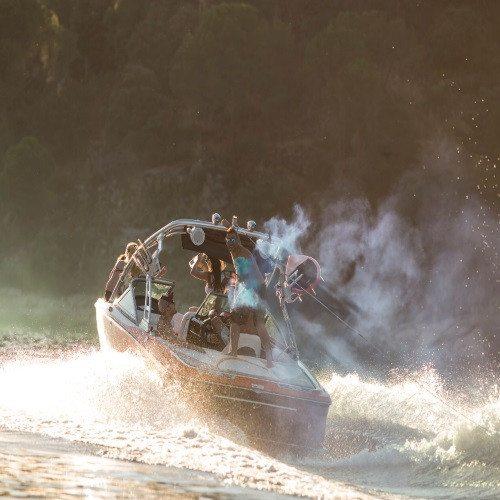Paseo en barco para 6 personas - Madrid