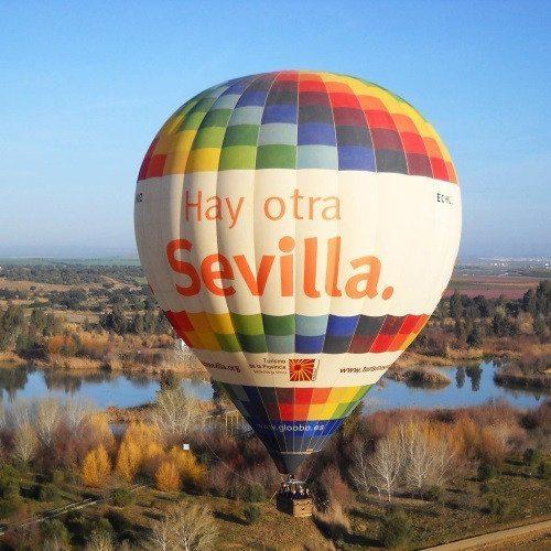 Paseo en Globo exclusivo parejas - Sevilla