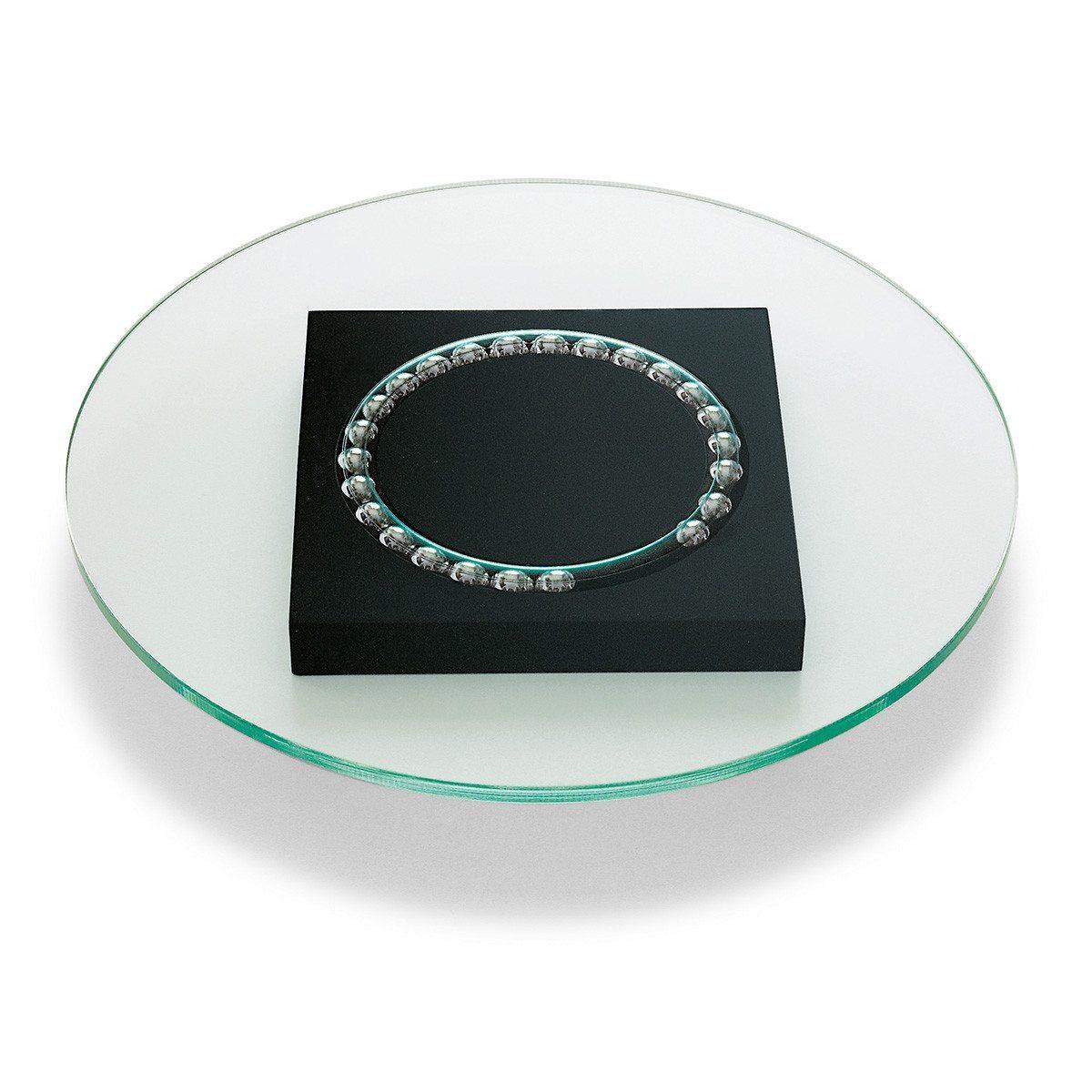 Philippi - Plato giratorio de vidrio de alta calidad