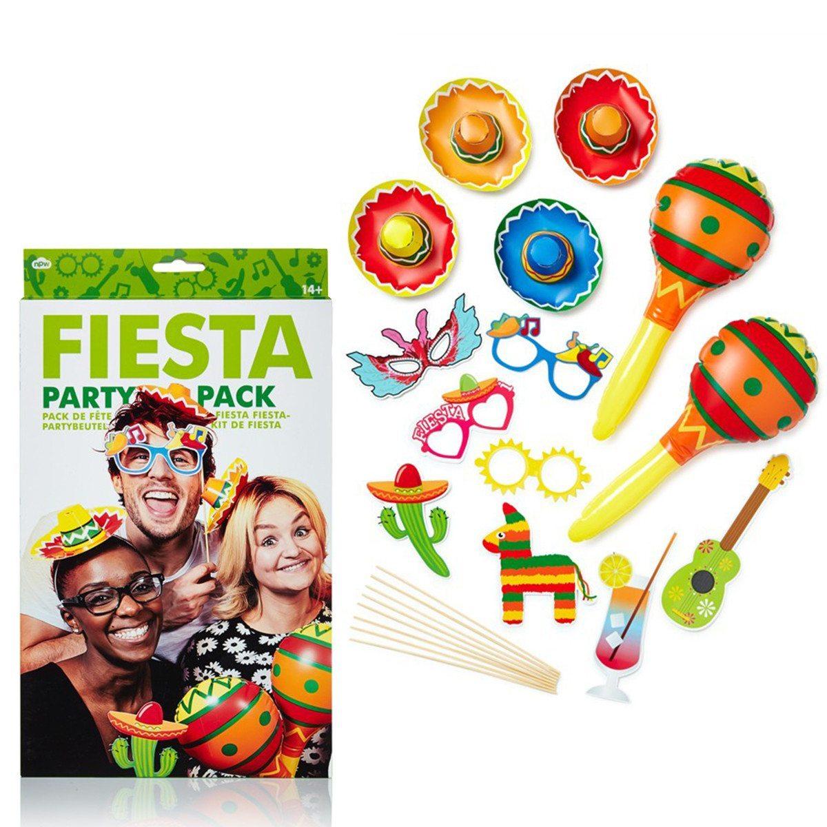 Disfraces divertidos para fotos – Fiesta mexicana