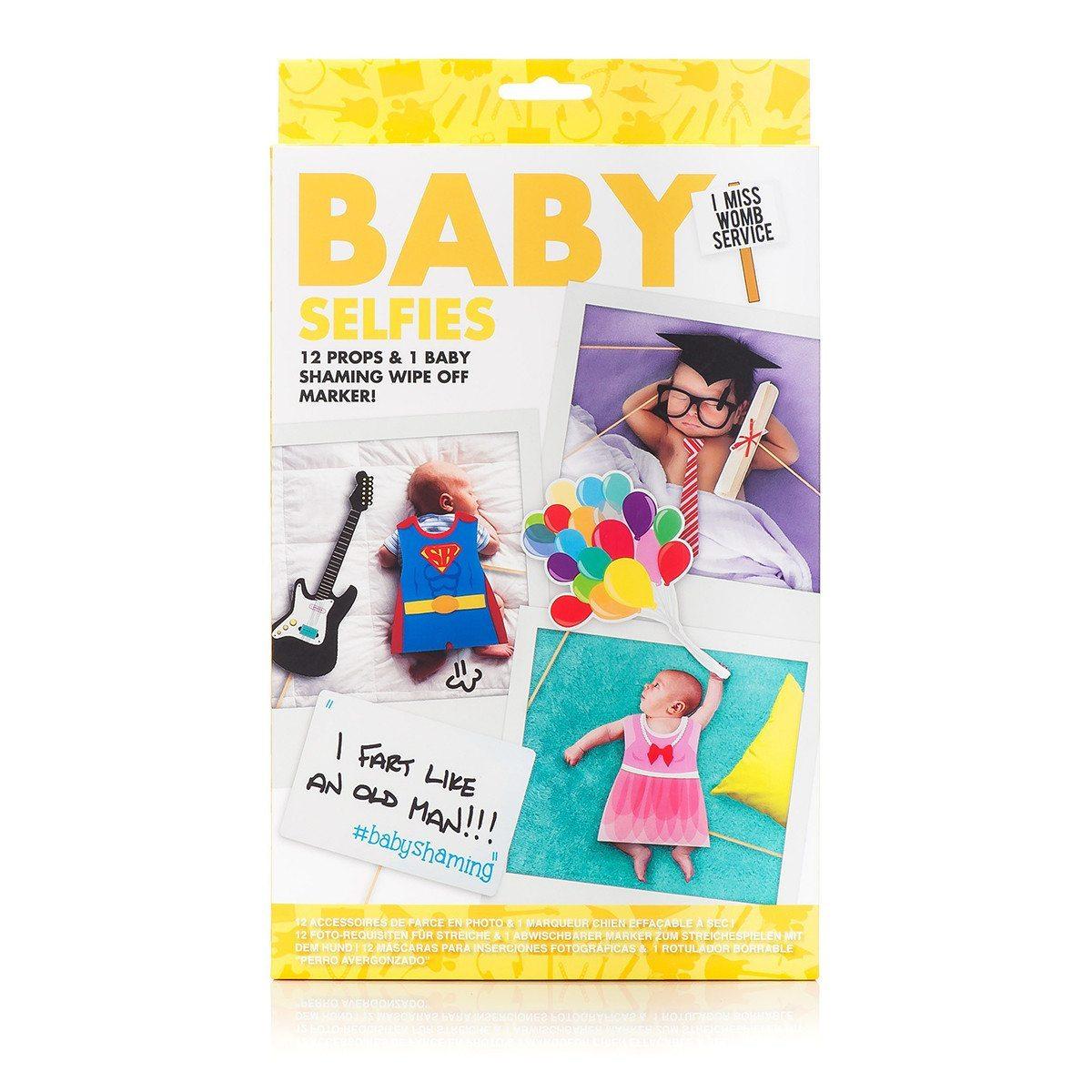 "Photo-Booth-Set ""Baby Selfies"""