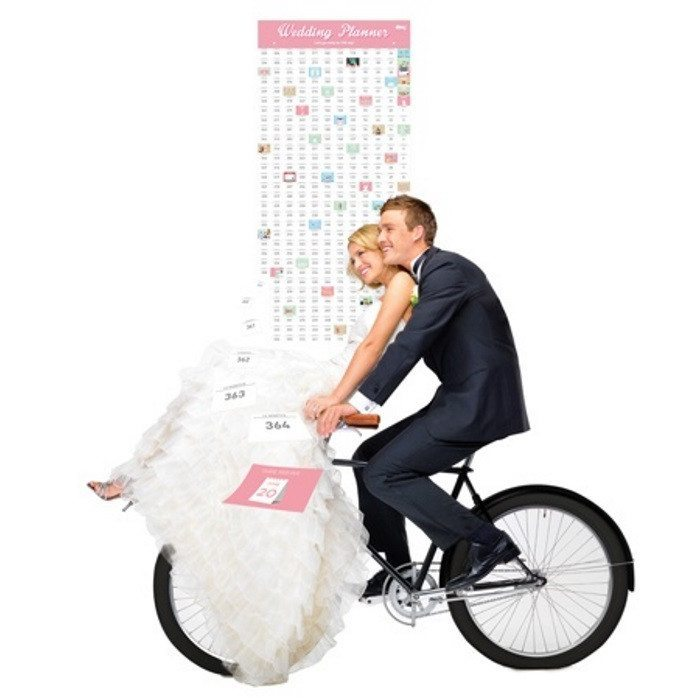 Planificador de bodas para que vuestro gran día salga perfecto