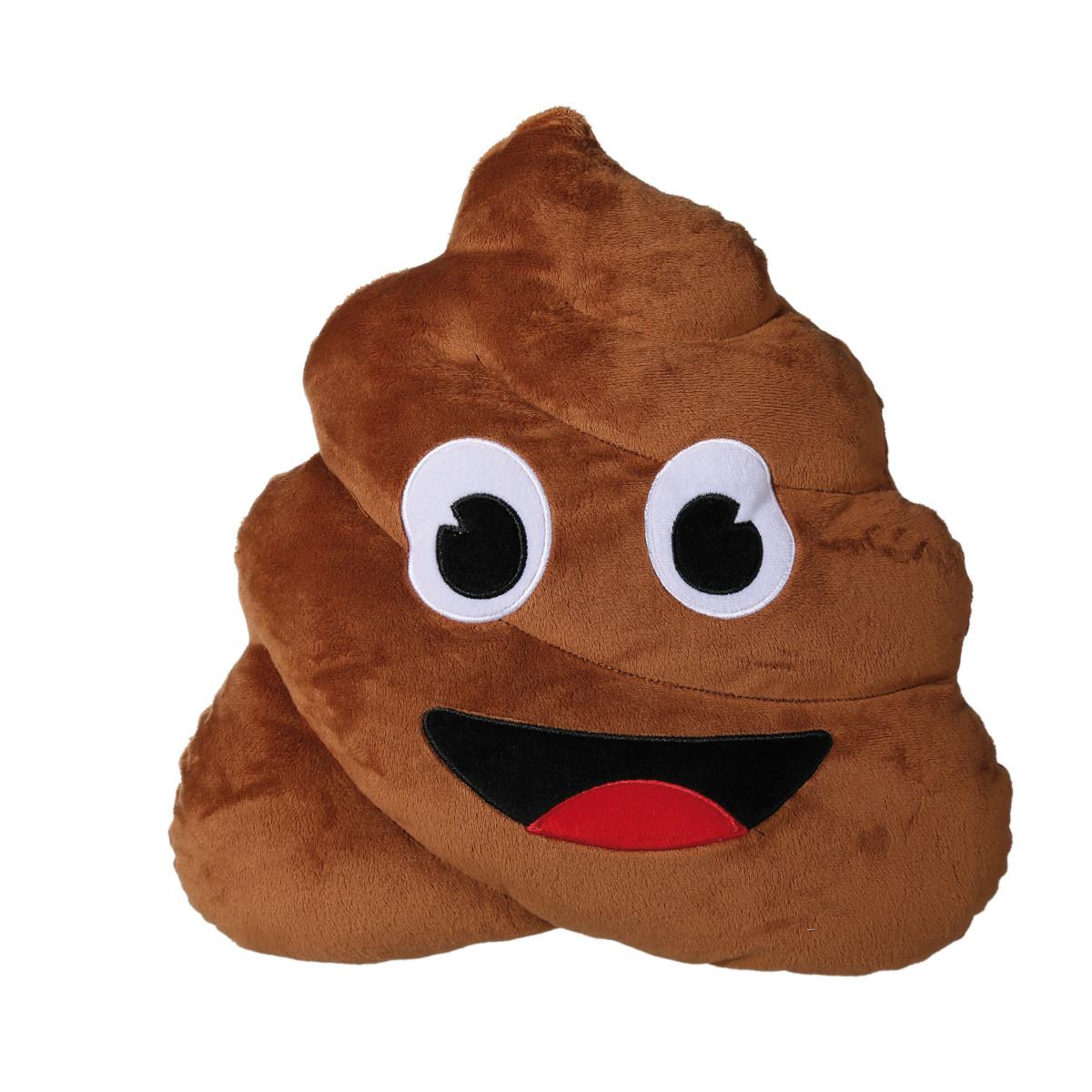 Plüschkissen Pile of Poo