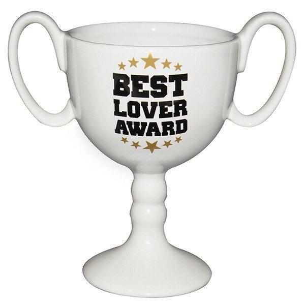 """Pokaltasse """"Best Lover Award"""""""