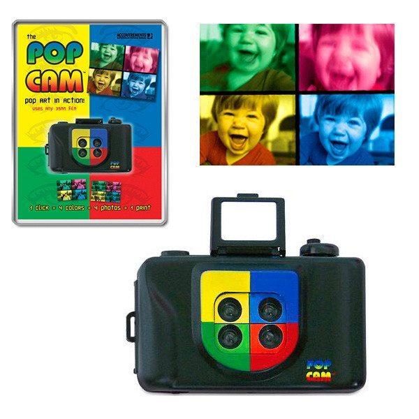 PopCam Cámara de fotos artistíca