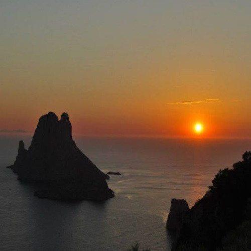Puesta de Sol en Lancha - Ibiza