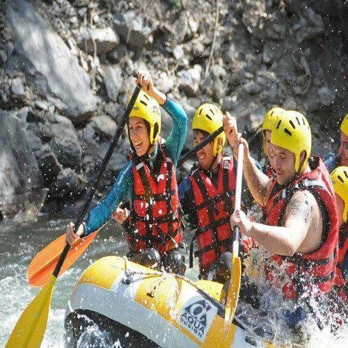 Rafting Llavorsí - Sort - Huesca