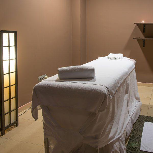 Recorrido bienestar y masaje en Spa - Barcelona