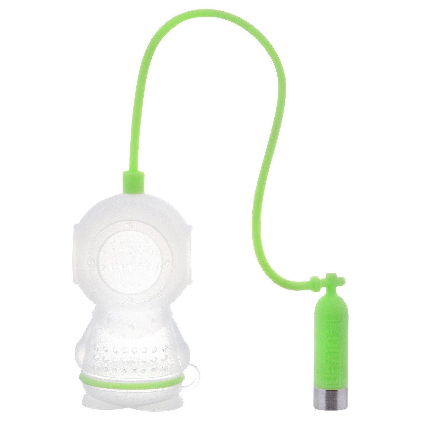 Buzo - Bolsa de Té  - verde