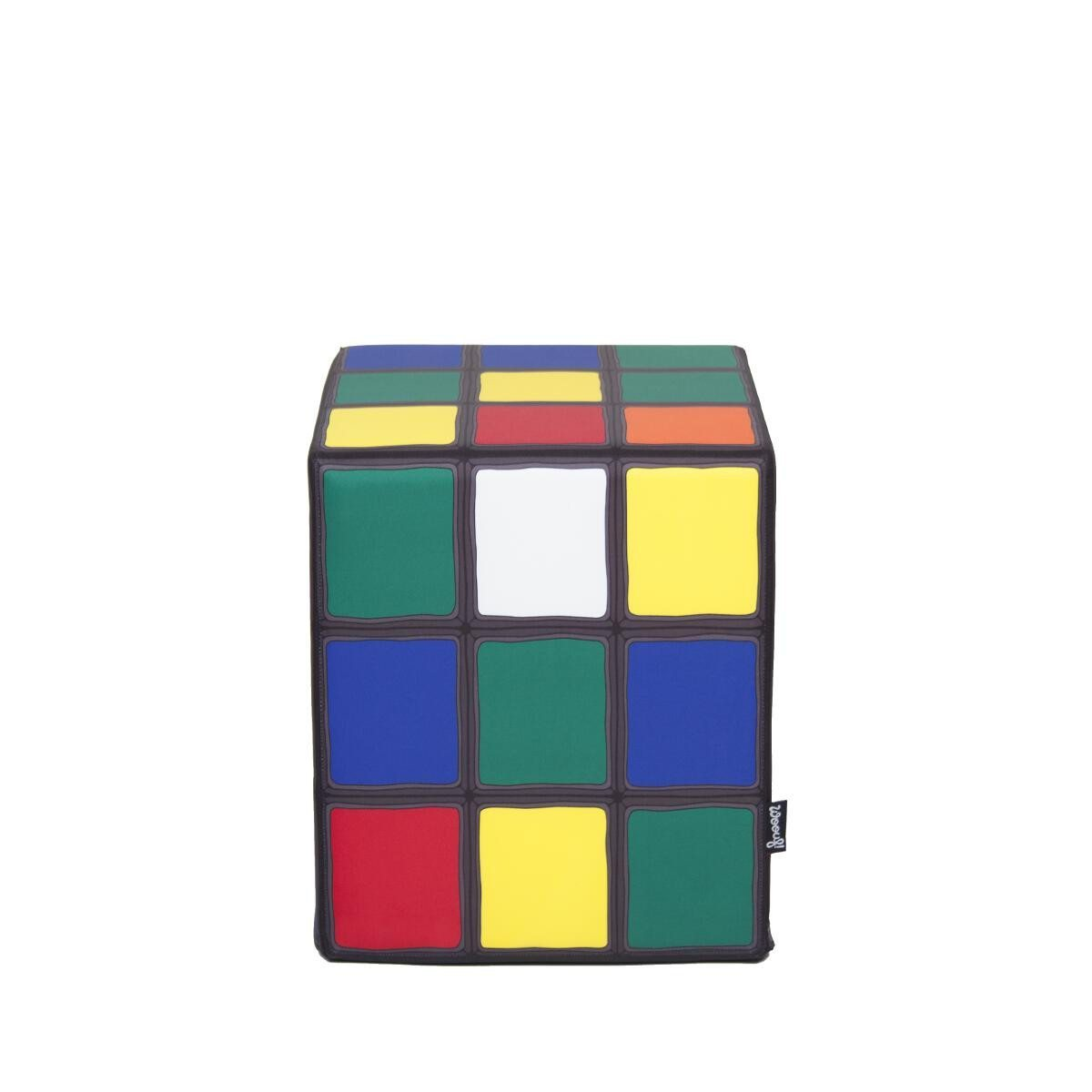 Original Puf cubo de Rubik
