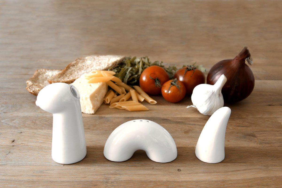 Set para condimentar  y decorar tu mesa - Lago Ness