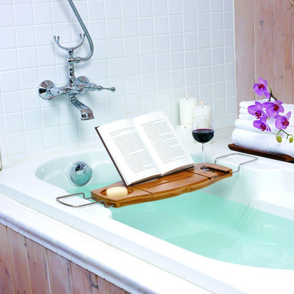 """""""Aquala"""" - La bandeja de bañera más elegante"""