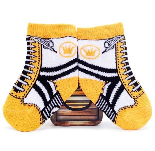 Calcetines para pequeños boxeadores