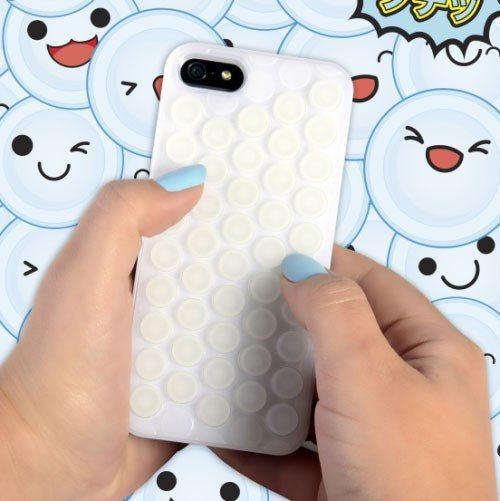 El mejor pasatiempo: la carcasa de burbujas para iPhone 5/S5