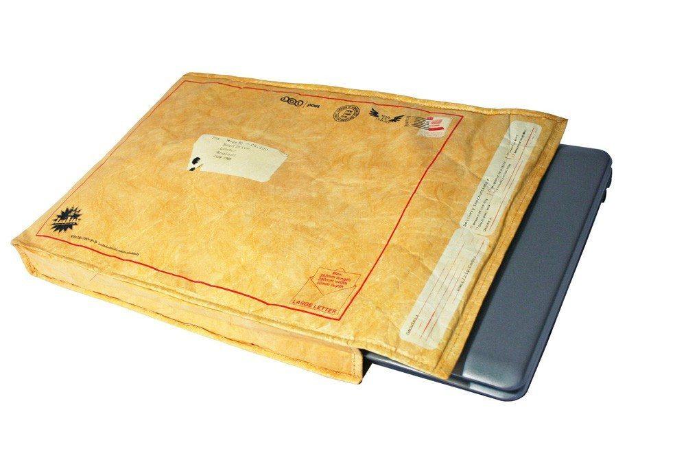Funda camuflada con forma de sobre para tu portátil