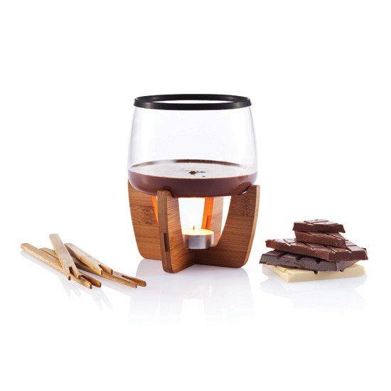 Fondue de chocolate Cocoa para los más golosos