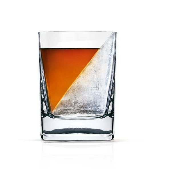 WhiskeyWedge – La mejor forma para servir bien fríos tus licores