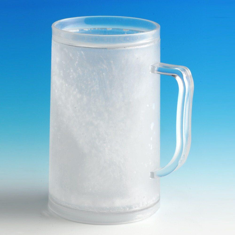 Jarra congelada para una cerveza súper fría