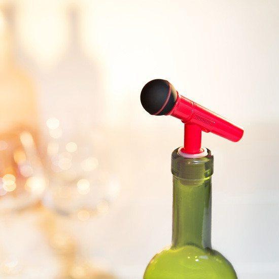 Tapón Micrófono – para tus botellas más originales