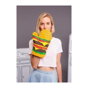 Manopla divertida Burger – para los master chefs más originales