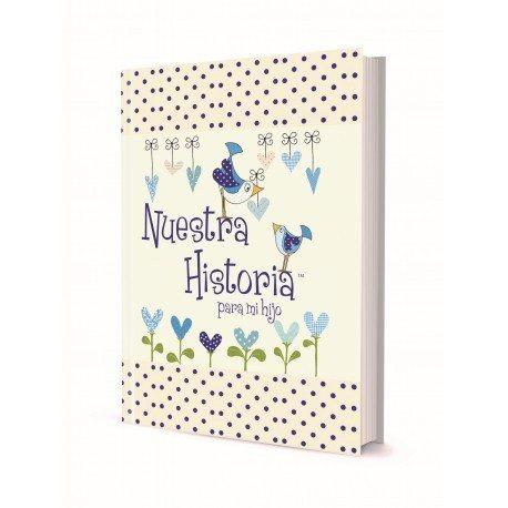 Nuestra Historia Hijo - un libro personalizable para los hijos