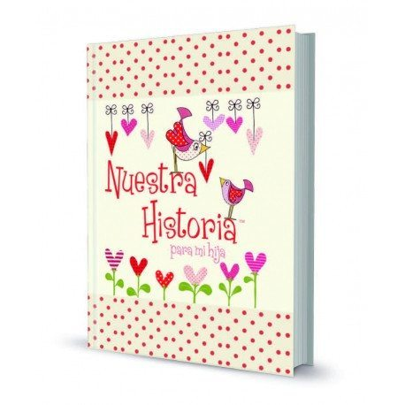 Nuestra Historia Hija - un libro personalizable para las hijas